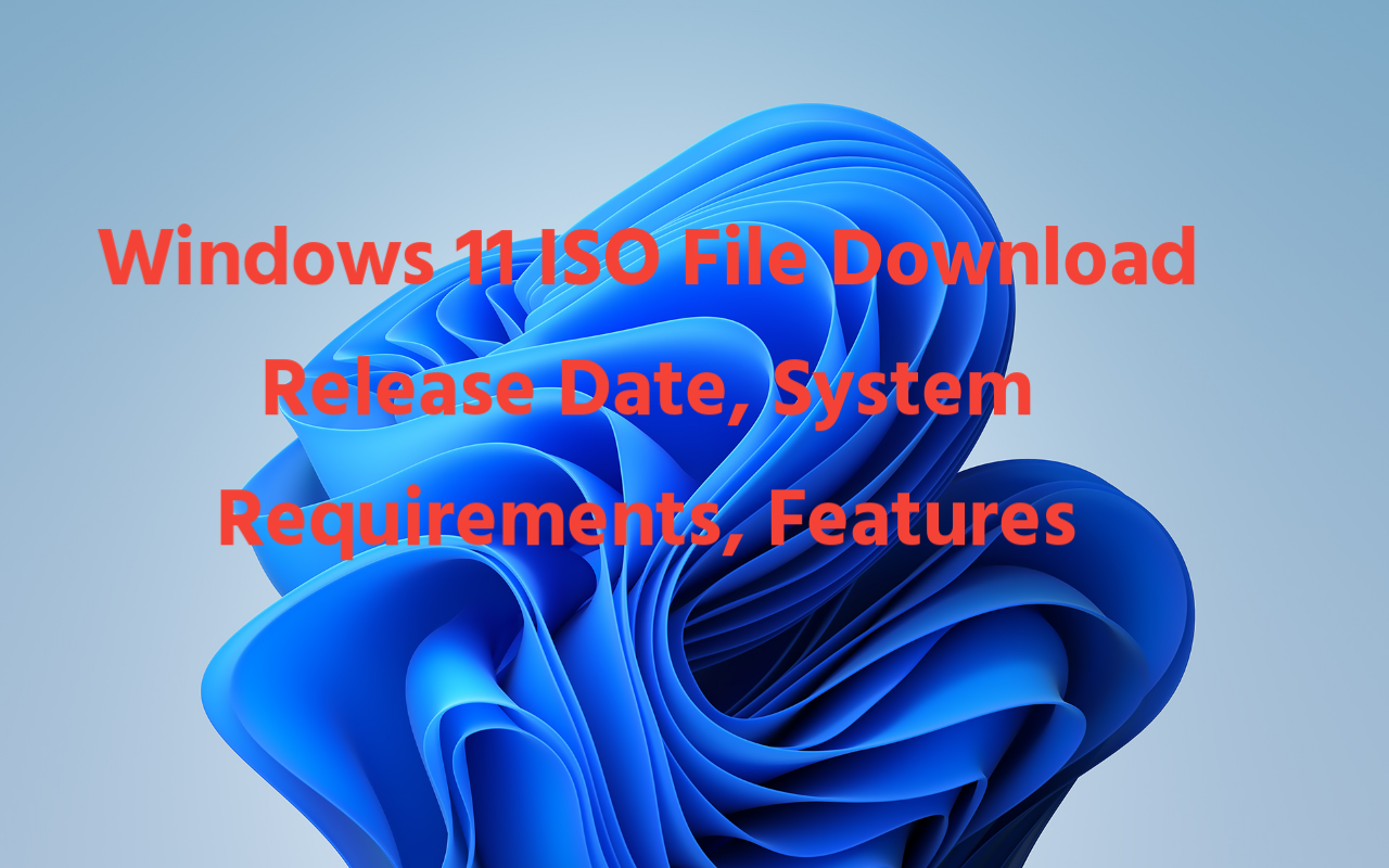 Windows 11 ISO File Download System No Requirements